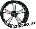 Wheel/M/C Rear/Billet/Cast/Forged