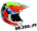 Thor HLMT S7S VERGTRCR MLTI XS OFFROAD FULL FACE 1-PC ADULT HELMET