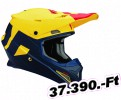 Thor HLMT SECTOR LEVL NV/YL 2X OFFROAD FULL FACE 1-PC ADULT HELMET