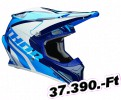 Thor HLMT SECTOR RCHT NV/BL 2X OFFROAD FULL FACE 1-PC ADULT HELMET