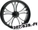 Performance machine (pm) Wheel/M/C Front/Billet/Cast/Forged