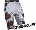 Moose racing soft-goods SHORT S6XC1BASE PAD GY XL Protektoros nadrág