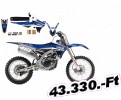Blackbird racing grafika W/S fedél Yamaha FACT Off-Road grafika, matricaszett