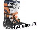 Alpinestars(mx) BOOT TECH7 BK/OR/WT 13 Felnőtt Off-road csizma