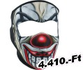Zan headgear FULL MASK CHICANO CLOWN Maszk