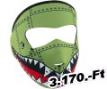 Zan headgear FULL MASK BOMBER SMALL Maszk