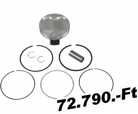 11.7:1 Compression Wiseco Piston Kit 95.50mm Bore 2006-2011 Suzuki LT-R450