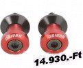 Driven racing SPOOLS D-AXIS 8MM RED Lengővilla , emelőszem
