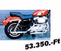 Cycle shack TURNOUT kipufogódob XL 80-03 MUFFLERS FOR HARLEY