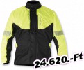 ALPINESTARS (road) HURRICANE eső dzseki YELLOW/BLACK nagy Esőkabát