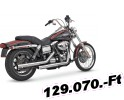 VANCE & HINES MUFFLERS 91-17 FXD/FXDWG MUFFLERS FOR HARLEY
