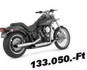 Python/drag special MUFFLERS MAMBA 07-17 SFTL MUFFLERS FOR HARLEY