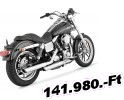 VANCE & HINES MUFFLER TW-SL CH 91-17FXD MUFFLERS FOR HARLEY