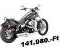 VANCE & HINES MUFFLER TW-SL CH08-17FXDF MUFFLERS FOR HARLEY