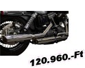 S&S CYCLE MUFFLERS CH SLSH 95-09FXD MUFFLERS FOR HARLEY