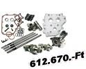 JT Motorcycle Chain 520HDS 112 fits Kawasaki KX250 F 06-10